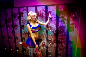 Juliet Starling- Lollipop Chainsaw by andyrae