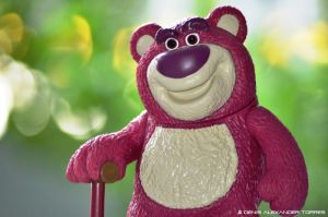 Lotso - Toy Story by torreoso