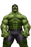 shame itself - hulk by johntylerchristopher