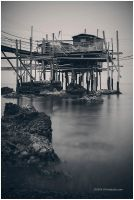 Trabocco by OliverJules