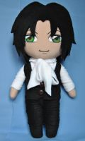 Cain Hargreaves plush by Nati-picciui