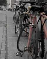 bikes by lullabymydreams