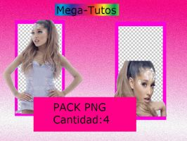 ArianaGrandeBreakFree.CanEdition's pack png by MEGATUTOS