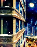 Page 1 Teaser (Eve's NY City Condo) by Soaring2NewHeights
