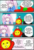 Mitsume Temo short comic 038 by Takisse