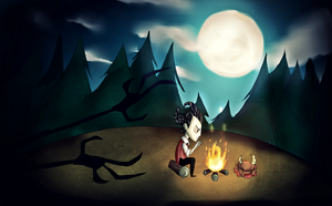 Don't Starve by Haruliina