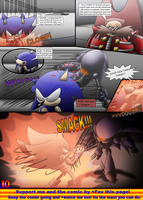 Sonic the Hedgehog Z #8 Pg. 10 June 2014 by CCI545