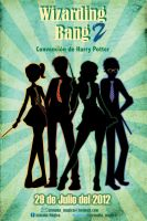 WIZARDING BANG 2 poster by SianaLaurie