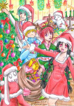christmas-work 2006 by Hyaene