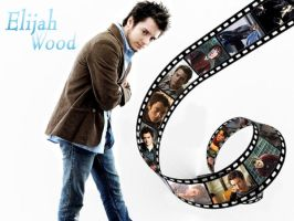 Elijah Wood Wallpaper by Nicki013