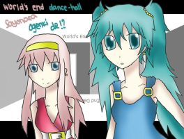World's End Dancehall by v-on