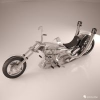 Chopper (Futuristic) 02-05 by Semsa