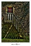 Stairs to the... by zozzy1980