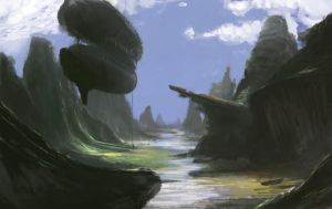 Environments by fcanales
