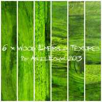 Wood Emerald Texture Pack by AngelEowyn