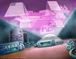 Android Netrunner: Record Reconstructor by LucasDurham