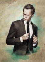 Neil Patrick Harris Speedie by dewmanna