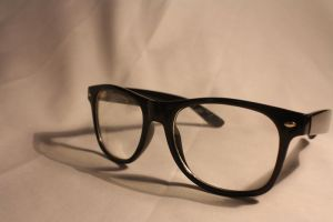 thick rimmed glasses 02 by Nekopie