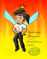 BB Juandissimo Magnifico by Digi-Dolphin