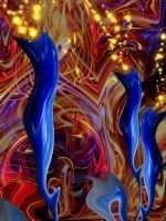 abstract creatures 004 by strange-art-gallery