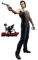 Billy Coen - Render 2 by snakeff7