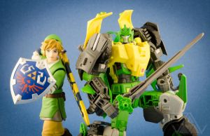 Springer + Link - A Hero's true colors by PlasticSparkPhotos