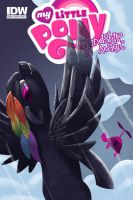 Unofficial MLP FiM Comic Cover by Brendavid