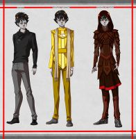 Karkat designs by EiraQueenofSnow