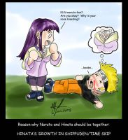 Reasons 002: Naruto and Hinata by sharem