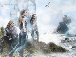 The Shannara Chronicles by neonmania