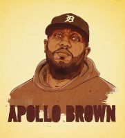 Apollo BROWN Brown by Joey-Zero