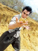 Bolin Cosplay by CaptainArnoldo