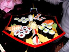 sushi by conceptions