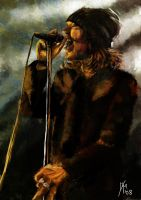 Ville Valo by dibtych
