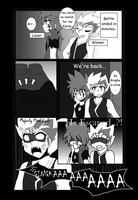 Metal Fight Beyblade Doujinshi pg. 80 by WonChan108