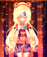 Happy Halloween by HoneyNelly