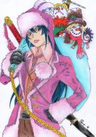 Kanda Yuu: Christmas outfit by DeadStarDragon