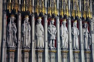 York Minster detail 1 by wildplaces