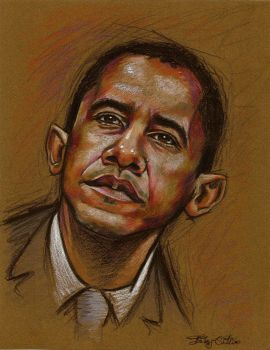Obama by whyamitheconvict