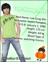 Lee Sungmin Super Junior by AllRiseHyuk