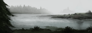 DAY 418. Fog whatever by Cryptid-Creations