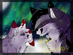 Christmas spam 7 by whitewolfspup