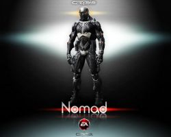 Crysis Nomad Wallpaper by AndroniX