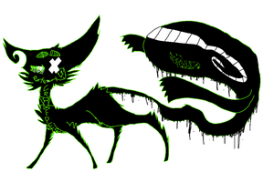 creeper re-design bleh by GrimHatter