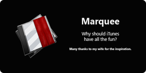 Marquee - Revised and Recoded by laushung