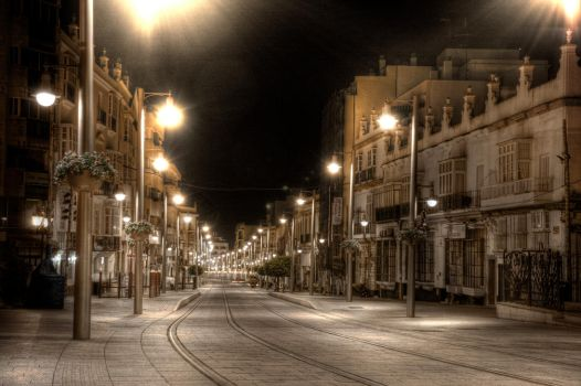 Calle Real by francisco69
