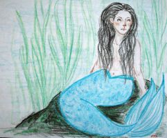 Mermaid by Lilli-K