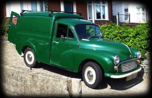 moggy van by awjay
