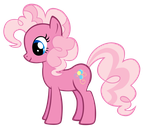 Pinkie Pie G3 vector by Durpy
