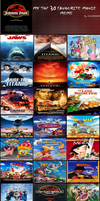 My Top 30 Favorite Movies by JPLover764